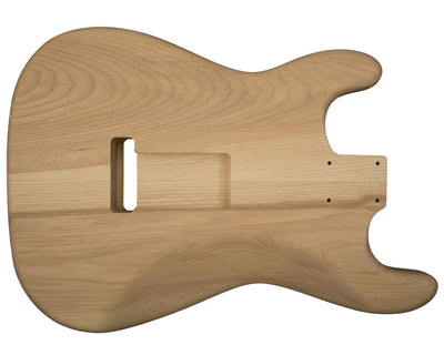 SC BODY 2pc Baseball Bat Ash 2.4 Kg - 821117-Guitar Bodies - In Stock-Guitarbuild