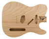 TC BODY 2pc Swamp Ash 2.3 Kg - 828543-Guitar Bodies - In Stock-Guitarbuild