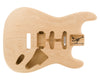 SC BODY 3pc Alder 1.7 Kg - 828048-Guitar Bodies - In Stock-Guitarbuild