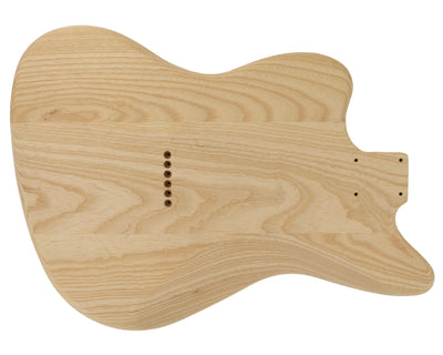 TM BODY 3pc Swamp Ash 2.3 Kg - 824439-Guitar Bodies - In Stock-Guitarbuild