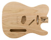 TC BODY 3pc Swamp Ash 2.3 Kg - 828567-Guitar Bodies - In Stock-Guitarbuild