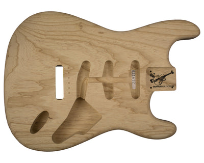 SC BODY 1pc Swamp Ash 1.7 Kg - 821612-Guitar Bodies - In Stock-Guitarbuild