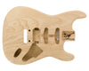 SC BODY 2pc Baseball Bat Ash 2.5 Kg - 828079-Guitar Bodies - In Stock-Guitarbuild