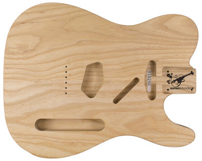 TC BODY 2pc Baseball Bat Ash 2.9 Kg - 818292-Guitar Bodies - In Stock-Guitarbuild