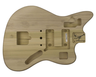 JG Reissue BODY 2 pc Poplar 2.4 KG 811392