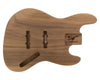 JB BODY 3pc Walnut 3 Kg - 827089-Bass Bodies - In Stock-Guitarbuild