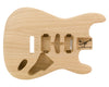 SC BODY 3pc Swamp Ash 1.9 Kg - 828093-Guitar Bodies - In Stock-Guitarbuild