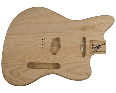 TM BODY 2pc Swamp Ash 2.3 Kg - 815291-Guitar Bodies - In Stock-Guitarbuild