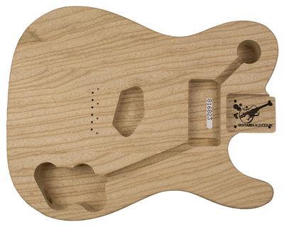 TC BODY 3pc Swamp ash 2 Kg - 816823-Guitar Bodies - In Stock-Guitarbuild