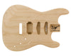 SC BODY 3pc Swamp Ash 1.5 Kg - 828116-Guitar Bodies - In Stock-Guitarbuild