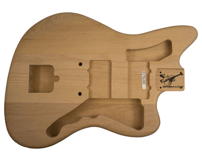 JM BODY 3pc Alder 1.9 Kg - 815680-Guitar Bodies - In Stock-Guitarbuild