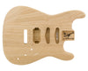 SC BODY 3pc Swamp Ash 1.7 Kg - 828130-Guitar Bodies - In Stock-Guitarbuild