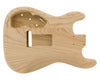 SC BODY 3pc Swamp Ash 1.7 Kg - 828147-Guitar Bodies - In Stock-Guitarbuild