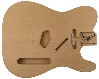 TC BODY 2pc Alder 2.1 Kg - 818698-Guitar Bodies - In Stock-Guitarbuild