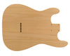 SC BODY 2pc Alder 2.3 Kg - 828673-Guitar Bodies - In Stock-Guitarbuild