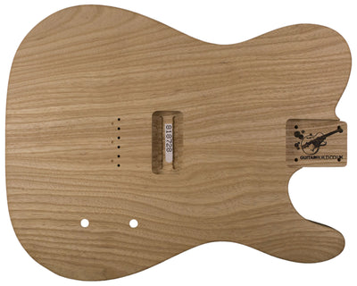 TC BODY 2pc Baseball Bat Ash 2.7 Kg - 818728-Guitar Bodies - In Stock-Guitarbuild