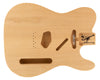TC SS BODY 2pc Alder 2.2 Kg - 831680-Guitar Bodies - In Stock-Guitarbuild