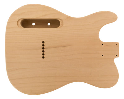 TC BODY 3pc Alder 2.1 Kg - 828192-Guitar Bodies - In Stock-Guitarbuild