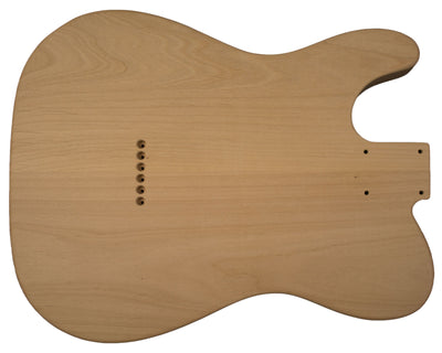 TC BODY 2pc Alder 2 Kg - 816915-Guitar Bodies - In Stock-Guitarbuild