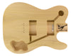 TC BODY - DELUXE 2pc Poplar 1.9 Kg - 831710-Guitar Bodies - In Stock-Guitarbuild