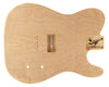 TC LA CABRONITA 1 BODY 2pc Swamp Ash (Curly Maple Top) 2.1 Kg - 831215-Guitar Bodies - In Stock-Guitarbuild