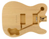 TC BODY - DELUXE 3pc White Limba 1.9 Kg - 831734-Guitar Bodies - In Stock-Guitarbuild