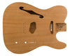 TC BODY 2pc Mahogany 1.9 Kg - 828734-Guitar Bodies - In Stock-Guitarbuild