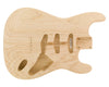 SC BODY 2pc Swamp Ash 1.7 Kg - 827232-Guitar Bodies - In Stock-Guitarbuild