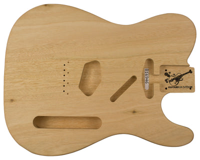 TC BODY 2pc Korina 1.9 Kg - 816946-Guitar Bodies - In Stock-Guitarbuild