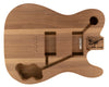 TC BODY - DELUXE 3pc Walnut 2.4 Kg - 831741-Guitar Bodies - In Stock-Guitarbuild