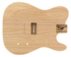 TC BODY 3pc Swamp Ash 2.3 Kg - 828246-Guitar Bodies - In Stock-Guitarbuild