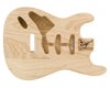 SC BODY 3pc Swamp Ash 2 Kg - 827249-Guitar Bodies - In Stock-Guitarbuild