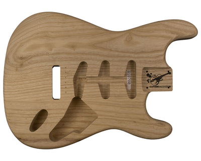 SC BODY 2pc Swamp ash 2 Kg - 818780-Guitar Bodies - In Stock-Guitarbuild