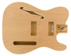 TC BODY 2pc Alder 2 Kg - 827256-Guitar Bodies - In Stock-Guitarbuild