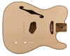 TC BODY 1pc Mahogany 1.7 Kg - 828758-Guitar Bodies - In Stock-Guitarbuild