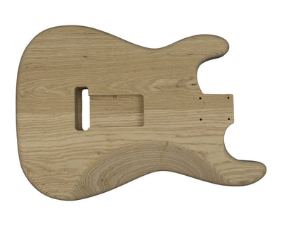 SC HSH BODY 2 pc Swamp Ash 2.2 KG - 809948