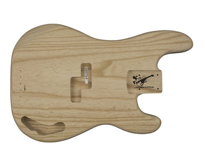 Bass Bodies - PB 1954 BODY 1 pc Swamp Ash 2.5 KG - 809764 - Guitarbuild - 1