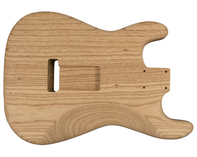 SC BODY 1pc Roasted Swamp Ash 1.6 Kg - 822466-Guitar Bodies - In Stock-Guitarbuild