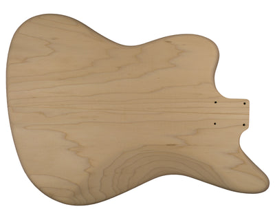 JG BODY 2pc Poplar 2.2 Kg - 822541-Guitar Bodies - In Stock-Guitarbuild