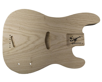 PB Custom BODY-Bass Bodies - Standard-Guitarbuild