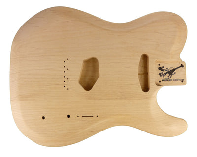 TC SS BODY - carved top + contours-Guitar Bodies - Standard-Guitarbuild