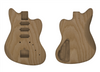TM CUSTOMISABLE THINLINE-Guitar Bodies - Customisable-Guitarbuild