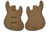 JB CUSTOMISABLE-Bass Bodies - Customisable-Guitarbuild