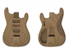 Customisable Guitar Bodies