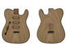 TC CUSTOMISABLE - Thinline-Guitar Bodies - Customisable-Guitarbuild