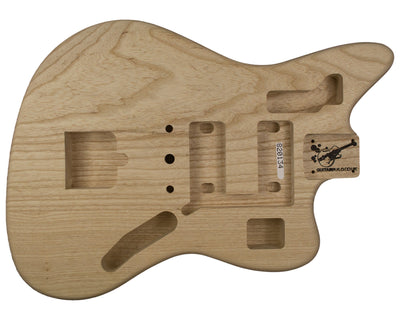 JG BODY 2pc Swamp Ash 1.7 Kg - 820134-Guitar Bodies - In Stock-Guitarbuild