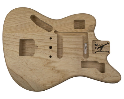 JG BODY 2pc Swamp ash 2 Kg - 817141-Guitar Bodies - In Stock-Guitarbuild