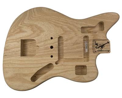 JG BODY 2pc Swamp Ash 2.4 Kg - 819206-Guitar Bodies - In Stock-Guitarbuild