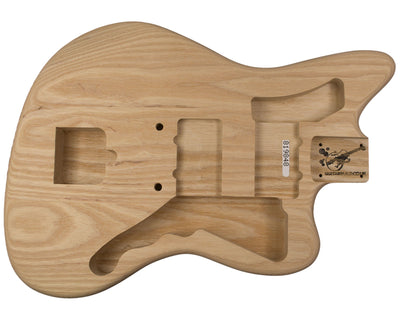 JM BODY 2pc Swamp Ash 2.1 Kg - 819848-Guitar Bodies - In Stock-Guitarbuild