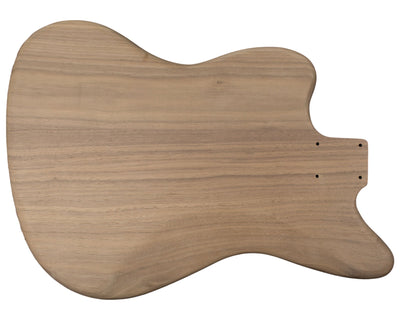 JM BODY 2pc Walnut 2.3 Kg - 817561-Guitar Bodies - In Stock-Guitarbuild